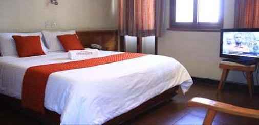 安巴塞杜酒店 - 内罗毕 - 睡房