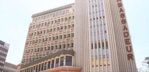 安巴塞杜酒店 - 内罗毕 - 建筑