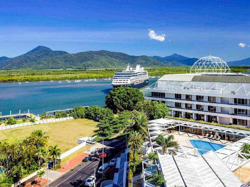 礁滩铂尔曼酒店赌场 - 凯恩斯 - 建筑