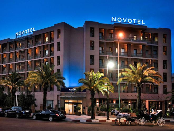 诺富特酒店-马拉喀什海文奈奇 - 马拉喀什 - 建筑