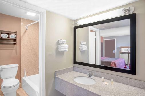 埃尔科戴斯酒店 - 埃尔科 - 浴室