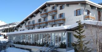 帕雷酒店 - 利维尼奥 - 建筑