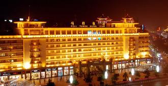 西安钟楼饭店 - 西安 - 户外景观