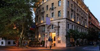 罗马皇宫大酒店 - 罗马 - 建筑