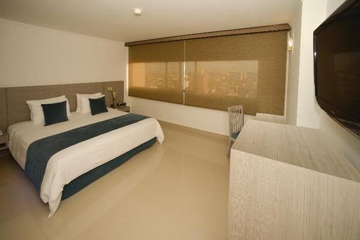巴兰基亚宫酒店 - 巴兰基亚 - 睡房