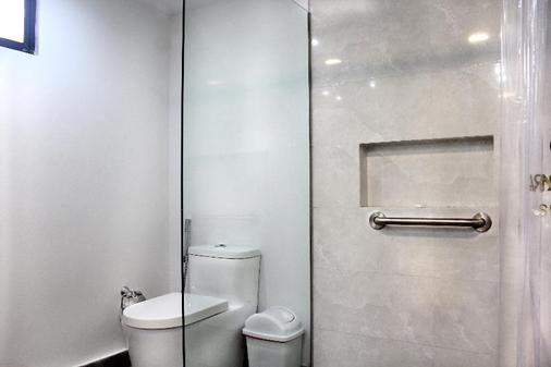 巴兰基亚宫酒店 - 巴兰基亚 - 浴室