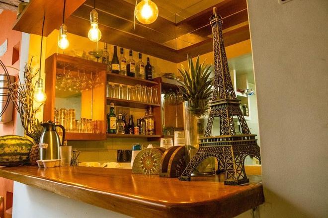 皇家卡塔纳赫之家酒店 - 卡塔赫纳 - 酒吧