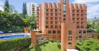 麦德林-贝尔福-达恩卡尔顿酒店 - 麦德林 - 建筑