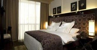 布宜诺斯艾利斯伦诺克斯酒店 - 布宜诺斯艾利斯 - 睡房