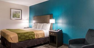 拉塞爾維爾I - 40伊克諾拉奇旅館 - 拉塞尔维尔(阿肯色州) - 睡房