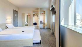 加拉北站您好酒店 - 布加勒斯特 - 睡房