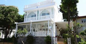 白色宫殿酒店 - 伊斯坦布尔 - 建筑
