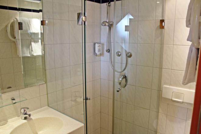 柏林夏洛腾堡伊康特尔酒店 - 柏林 - 浴室
