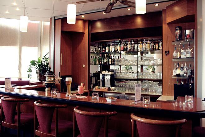 柏林夏洛腾堡伊康特尔酒店 - 柏林 - 酒吧