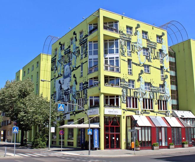 柏林夏洛腾堡伊康特尔酒店 - 柏林 - 建筑