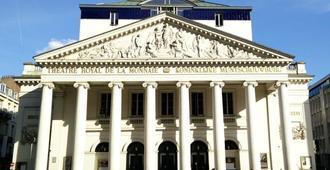 马里伏酒店 - 布鲁塞尔 - 建筑