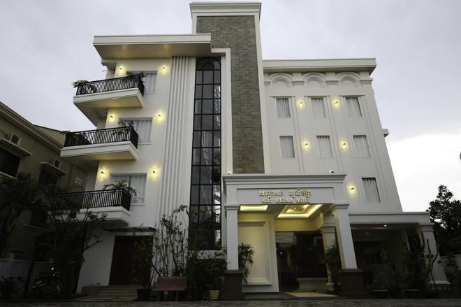 圣吴哥豪华酒店 - 暹粒 - 建筑
