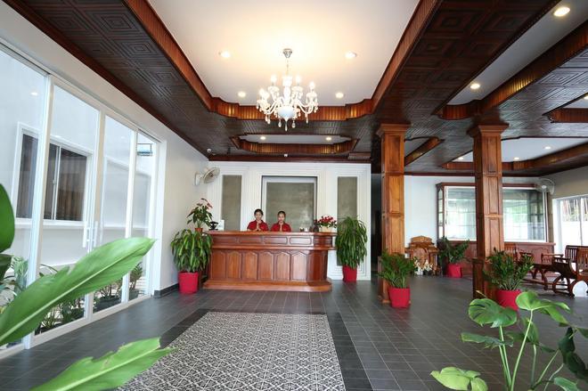 圣吴哥豪华酒店 - 暹粒 - 柜台