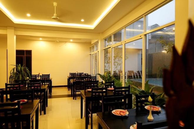 圣吴哥豪华酒店 - 暹粒 - 餐馆