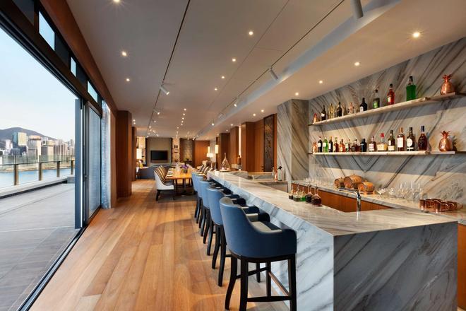 香港嘉里大酒店 - 香港 - 酒吧