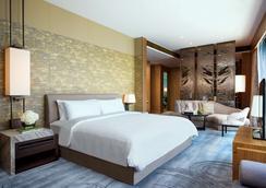 香港嘉里大酒店 - 香港 - 睡房