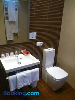 阿尔达恩特雷亚哥斯酒店 - 布尔戈斯 - 浴室