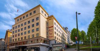 斯堪迪克尼普顿酒店 - 卑尔根 - 建筑