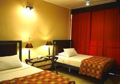 阿斯彭公寓酒店 - 亚松森 - 睡房