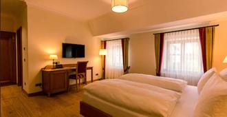 艾丁格维斯布劳餐厅酒店 - 慕尼黑 - 睡房