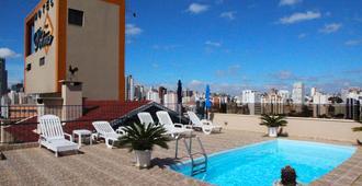 佩特拉酒店 - 库里提巴 - 游泳池