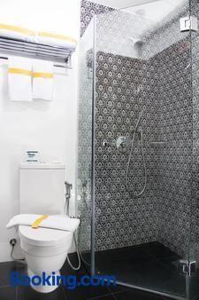 怀旧酒店 - 新加坡 - 浴室