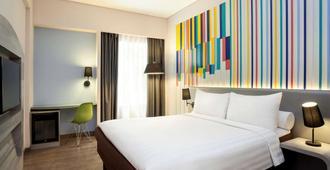 雅加达曼加达宜必思尚品酒店 - 雅加达 - 睡房