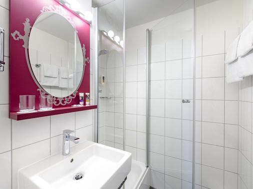 慕尼黑奥林匹亚公园美居酒店 - 慕尼黑 - 浴室