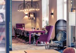慕尼黑奥林匹亚公园美居酒店 - 慕尼黑 - 大厅