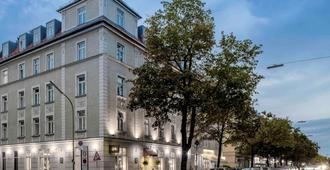 慕尼黑奥林匹亚公园美居酒店 - 慕尼黑 - 建筑