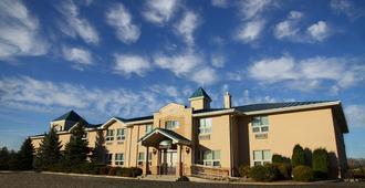 皮尔格林旅馆 - Caronport - 建筑