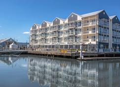 派帕斯海港酒店 - 伦瑟斯顿 - 建筑