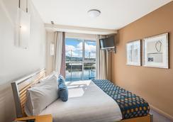 琵琶斯海港酒店 - 伦瑟斯顿 - 睡房
