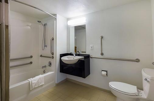 斯波坎东部6号汽车旅馆 - 斯波坎 - 浴室