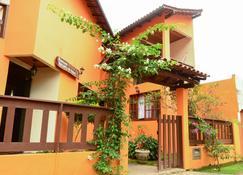 瑞堪托度萨比亚酒店 - Vila do Abraao - 建筑