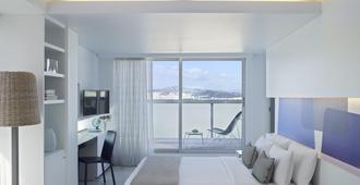 雅典弗莱士酒店 - 雅典 - 睡房