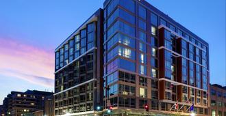 华盛顿/乔治敦区希尔顿花园酒店 - 华盛顿 - 建筑