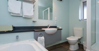 格林斯汽车旅馆 - 纳尔逊 - 浴室