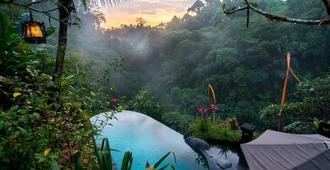 巴厘岛仙女度假酒店 - 乌布 - 户外景观