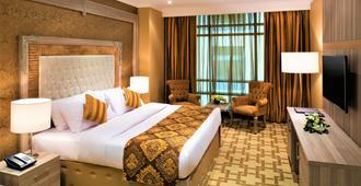 萨帕瑞大酒店 - 多哈 - 睡房