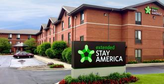 底特律安娜堡大学南美国长住酒店 - 安娜堡