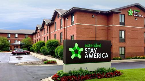 底特律安娜堡大学南美国长住酒店 - 安娜堡 - 建筑