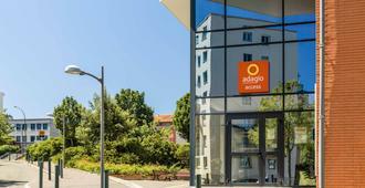图卢兹乔利蒙特阿德吉奥阿克瑟斯公寓酒店 - 图卢兹 - 建筑