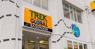 特列全球背包客旅馆 - 惠灵顿 - 建筑
