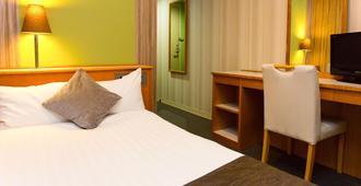 福山一区酒店 - 福山市 - 睡房